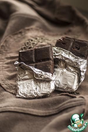 Рецепт Горький шоколад