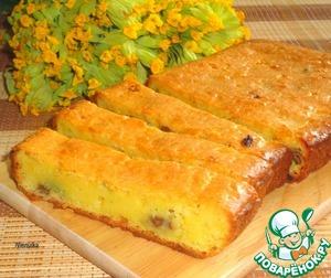 Рецепт Лимонно-ореховый кекс