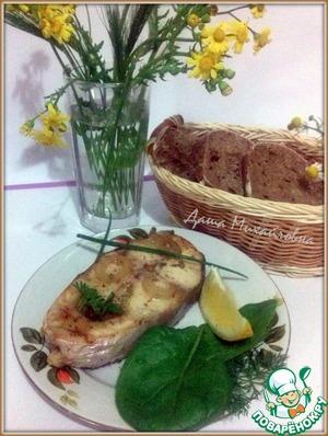 Рецепт Пангасиус запеченный