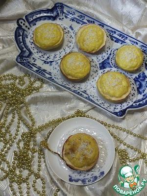 Рецепт Рисовая запеканка в яблоках