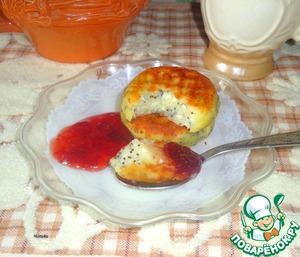 Рецепт Ванильно-маковые сырники