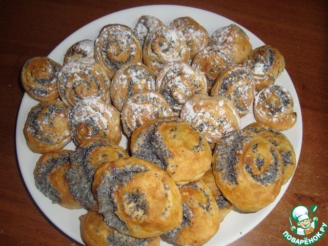 Творожный рулет рецепт пошагово