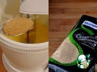 Кокосово-цитрусовый кекс со штрейзелем ингредиенты