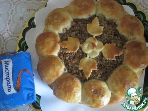 Пирожки из гречки рецепты простые