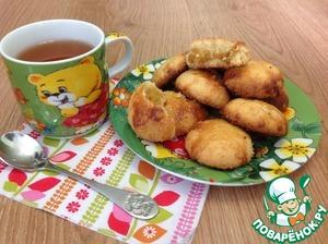 Рецепт Печенье с ананасовым джемом