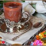 Зефирный горячий шоколад по-австрийски