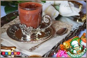 Зефирный горячий шоколад по-австрийски пошаговый рецепт приготовления с фотографиями готовим
