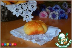 Ароматные чесночные булочки