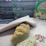 Хлеб с злаковыми хлопьями и льняными семечками