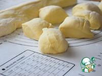 Ароматные чесночные булочки ингредиенты