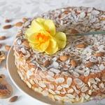 Португальский тыквенный пирог «Боло Мимозо»