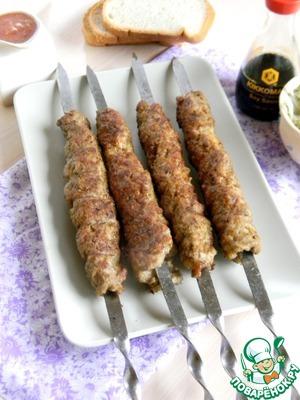 Рецепт Ароматные мясные котлеты с дымком