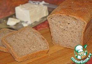 Рецепт Хлеб из полбяной муки