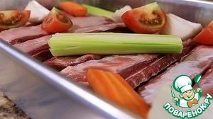Рецепт Демиглас (demiglase) концентрированный красный бульон