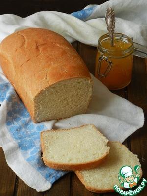 Рецепт Хлеб тостовый
