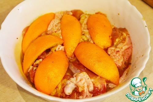 курица в апельсинах рецепт в мультиварке