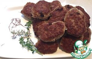 Рецепт Исключительно говяжьи котлетки