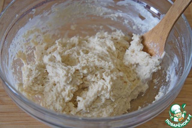 Милашино тесто и пирожки из него пошаговый рецепт приготовления с фото #4