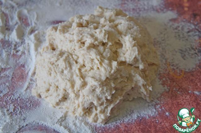 Милашино тесто и пирожки из него пошаговый рецепт приготовления с фото #5