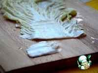 Голубцы с пекинской капустой ингредиенты