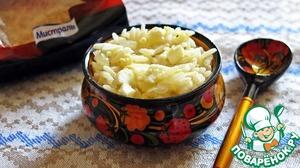 Рецепт Простая рисовая каша с яйцом