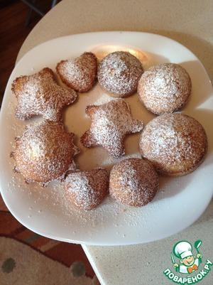 Рецепт Очень простые и вкусные кексы