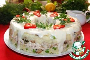 Рецепт Запеканка алла миланезе