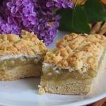 Чудесный ревеневый пирог