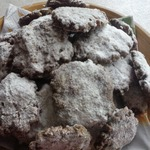 Овсяное-шоколадное печенье