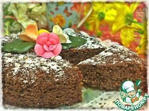Рецепт Шоколадная запеканка с кус-кусом