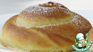 Рецепт Слоистые булочки