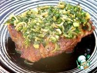 """Мясо с дымком """"Сюрприз для мужа"""" ингредиенты"""