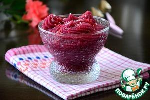 Рецепт Мусс из вишни