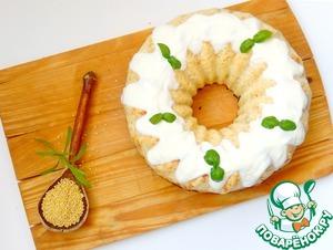 Рецепт Запеканка пшенная с капустой
