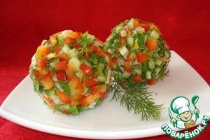 свежие салаты