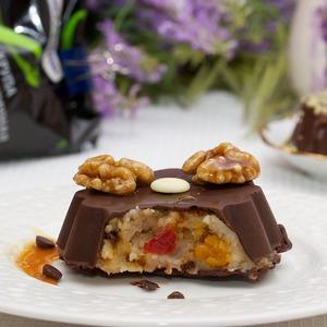 Рецепт Каша десертная из кус-куса
