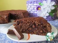 """Шоколадный торт """"Два ореха"""" ингредиенты"""
