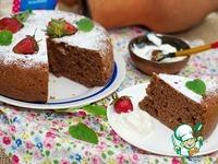 Манник шоколадно-творожный ингредиенты