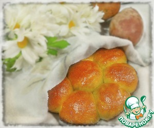 Рецепт Хлеб из картофельного пюре