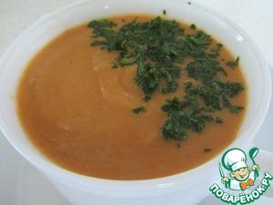 Рецепт Чечевично-томатный суп