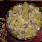 """Картофельный салат """"Матиас"""""""