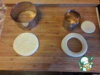 Печенье с джемом и овсяными хлопьями ингредиенты