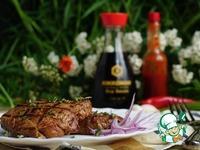 Телячьи стейки в соево-томатном маринаде ингредиенты