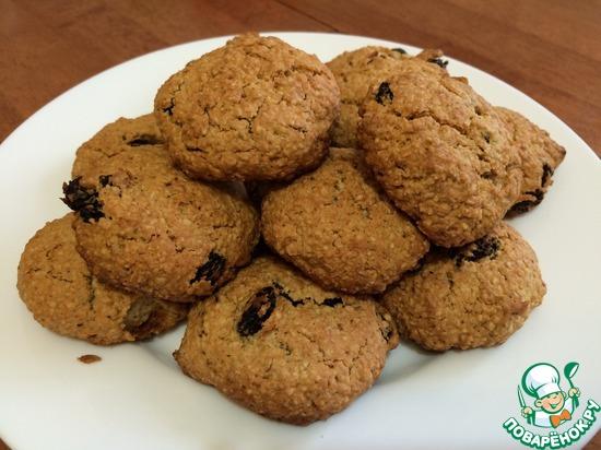 Овсяное печенье своими руками рецепт