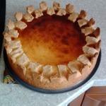Бананово-творожный пирог для мамочек