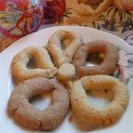Овсяно-песочное печенье