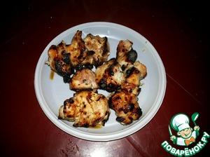 Шашлык из свинины домашний рецепт приготовления с фотографиями