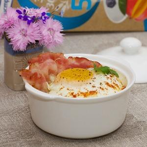 Рецепт Каша с яйцом по-деревенски