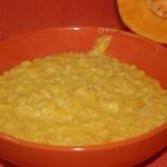 Тыквенная каша с рисом и пшеном