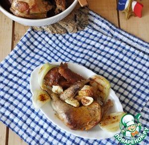 Как готовить Фазан по-французски пошаговый рецепт с фотографиями